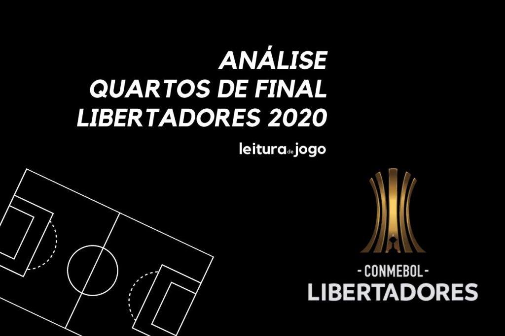 Quartos de final da Libertadores 2020