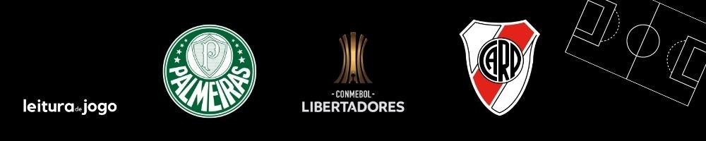Palmeiras x River Plate - Semifinais Copa Libertadores 2020