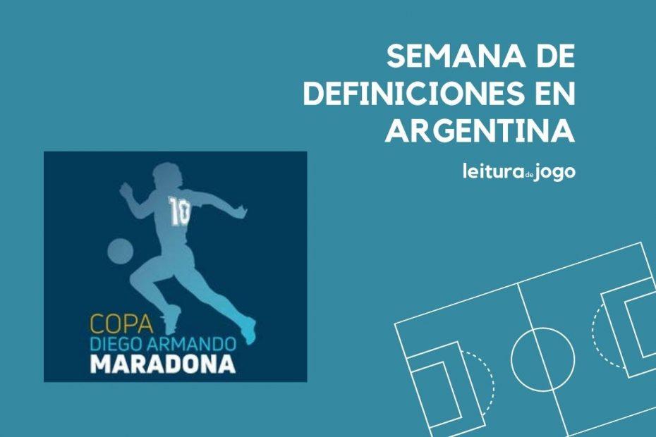 Semana de definiciones en Argentina