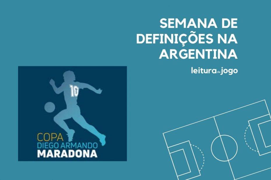 Semana de definições na Argentina