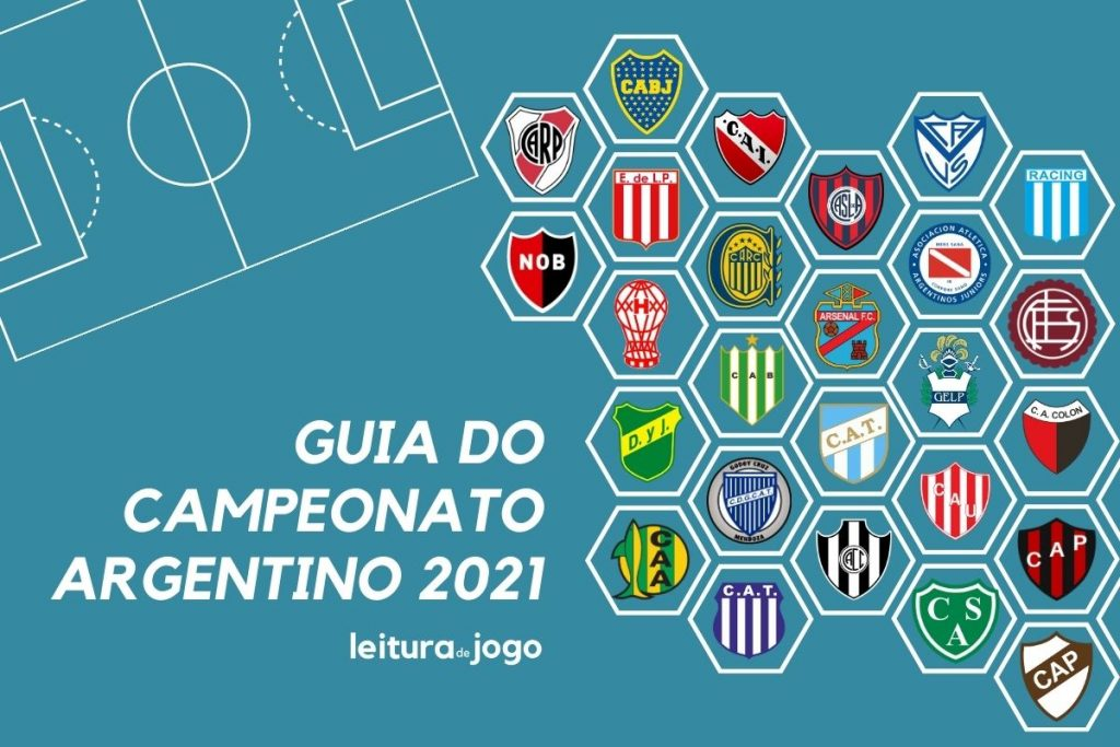 Guia do campeonato argentino 2021