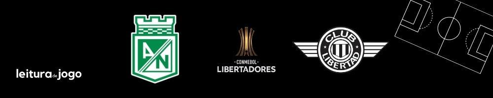 Atlético Nacional x Libertad