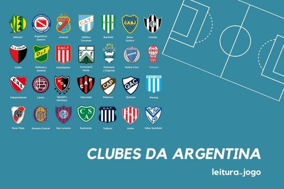 Clubes da Argentina