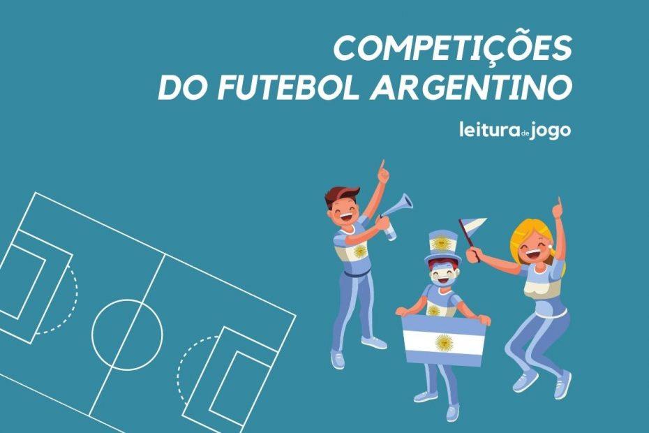 Competições do futebol argentino