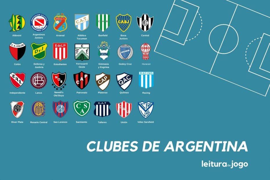 Clubes de Argentina