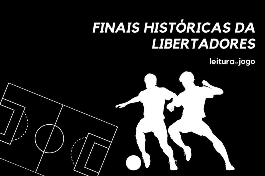 Finais históricas da Copa libertadores