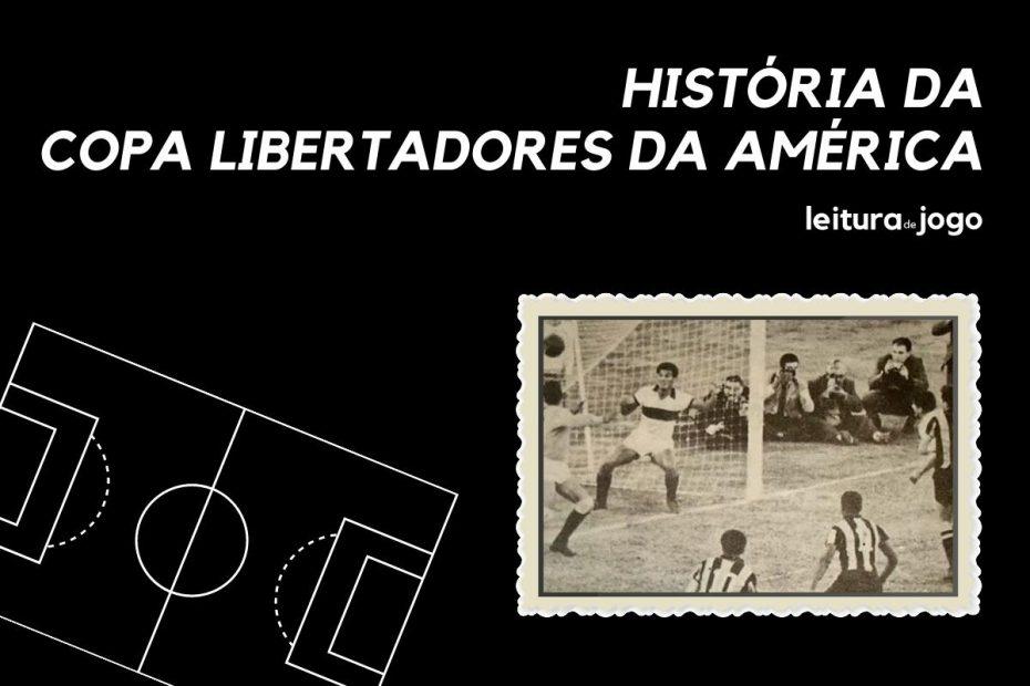 Historia da Copa libertadores