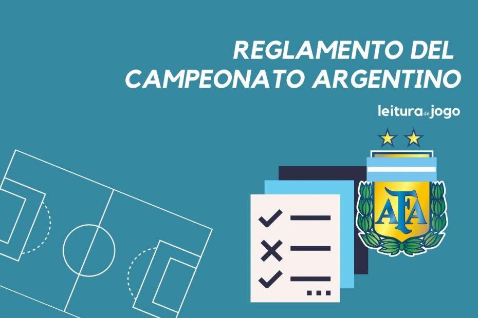Reglamento del campeonato argentino