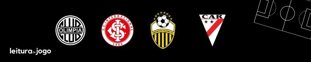 Clubes do Grupo B da Copa Libertadores 2021