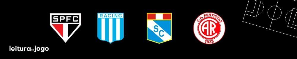 Clubes do Grupo E da Copa Libertadores 2021