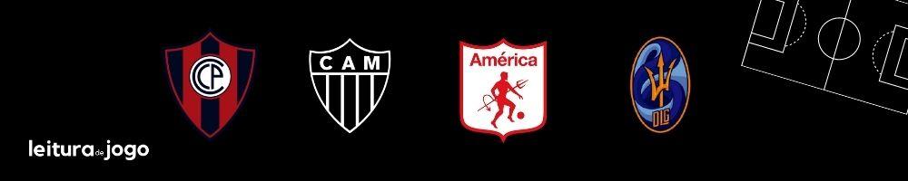 Clubes do Grupo H da Copa Libertadores 2021