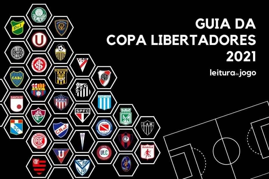 Guia da Copa Libertadores 2021
