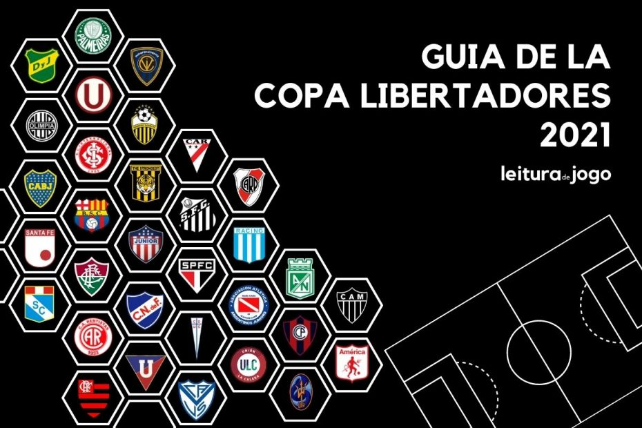 Guia de la Copa Libertadores 2021