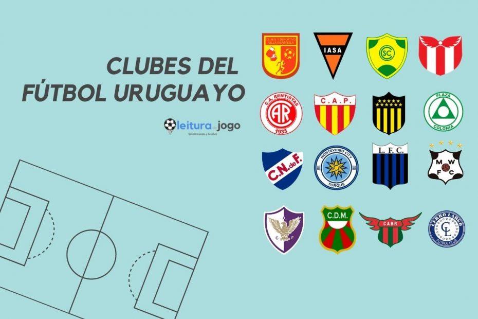Clubes do futebol uruguaio