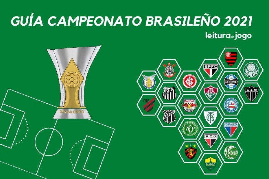 Guía del Campeonato brasileño 2021
