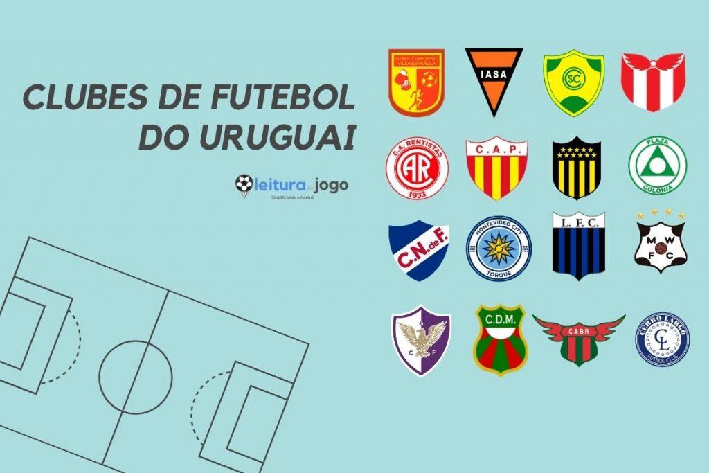 Clubes de futebol do Uruguai