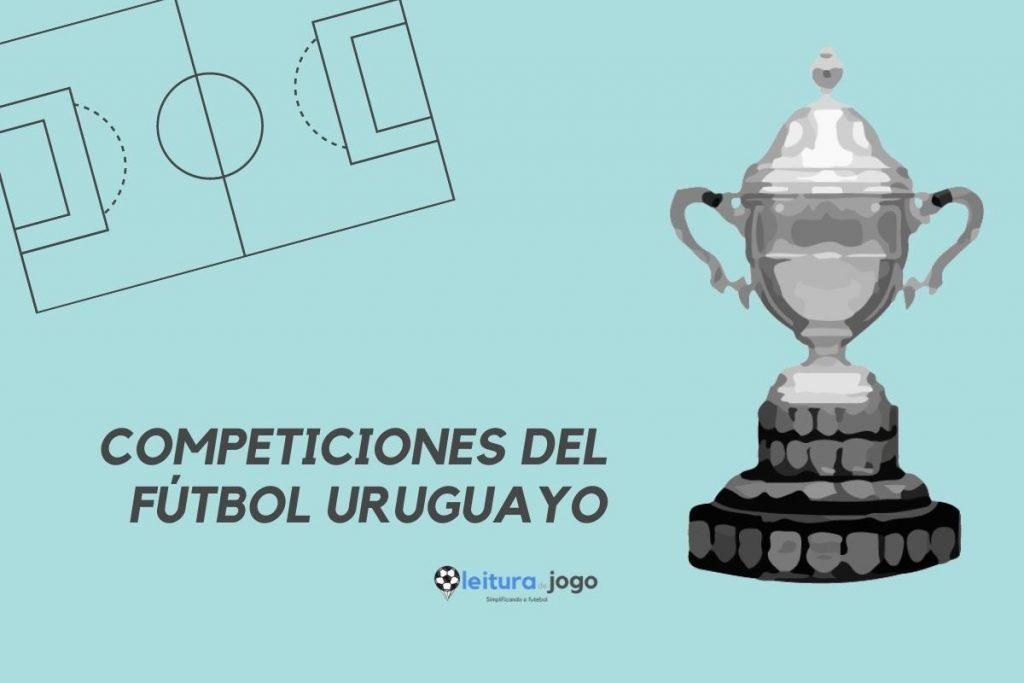 Trofeo del campeonato uruguayo