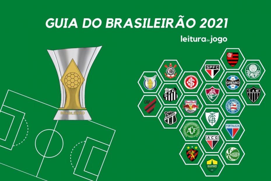 Guia do Brasileirão 2021