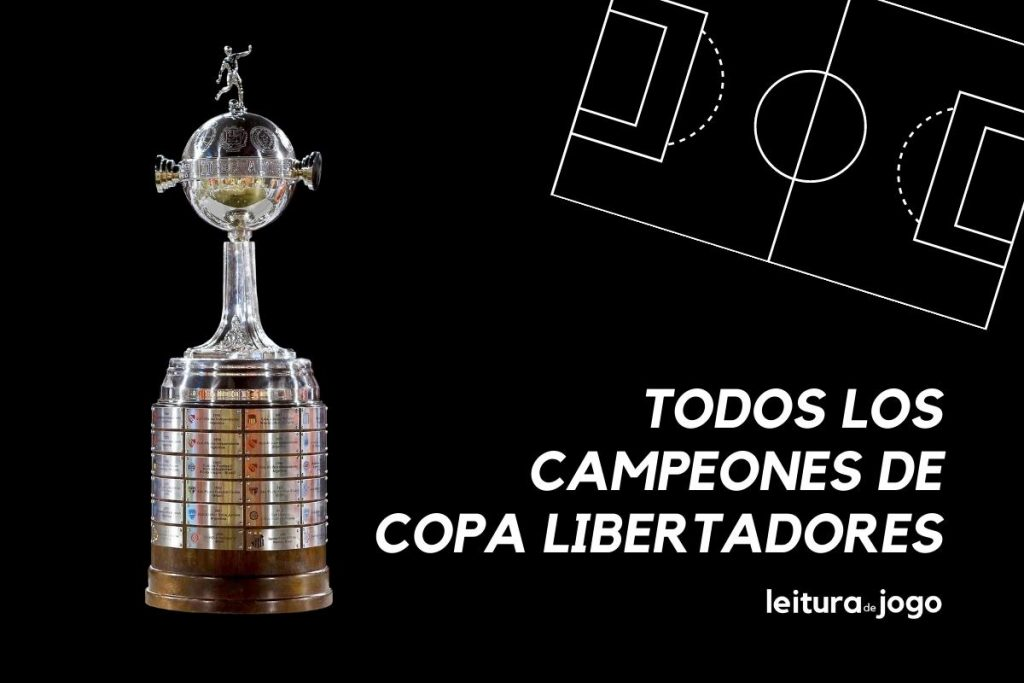 Trofeo de la copa libertadores de américa